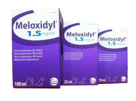 meloxidyl for dogs vetimed