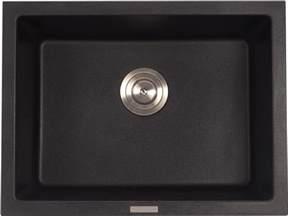24 Inch Drop In Kitchen Sink Kraus Kgd410b 24 Inch Undermount Drop In Single Bowl