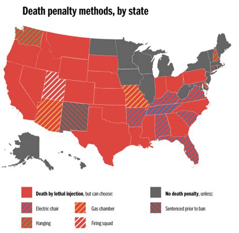 How Many States Still The Electric Chair by The Return Of The Electric Chair Coming To A Row