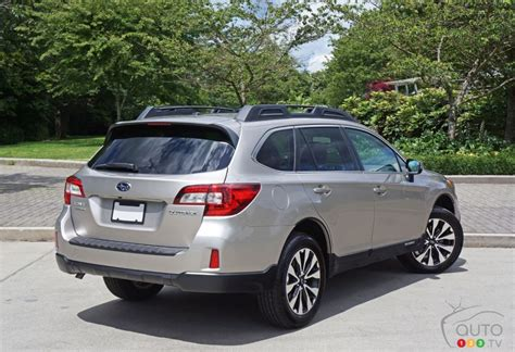 2016 subaru outback 2 5i limited 2016 subaru outback among smartest midsize cuv buys car
