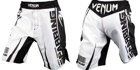 Venum Sparring 20 Fightshorts Bluewhite venum fight shorts fall 2011 collection part 2
