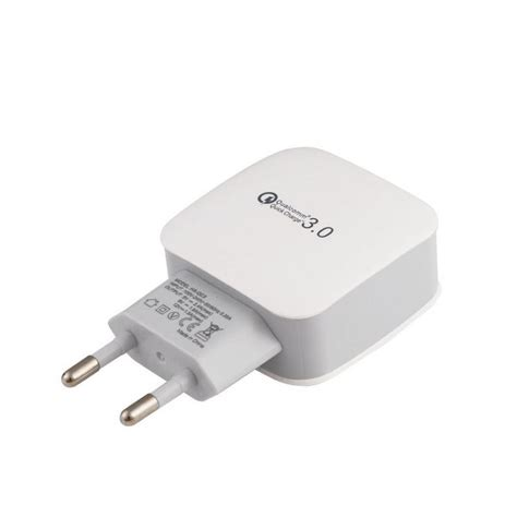 Adaptor Travel Charger Zte 5v 0 7a Usb Multifunction 2 5a 5v usb 3 0 fast wall charger charging adapter travel for samsung s6 lg g4 ebay