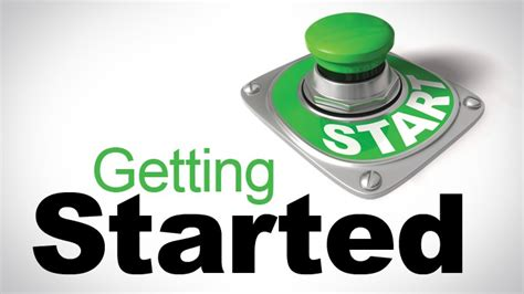 Of Getting getting started st church
