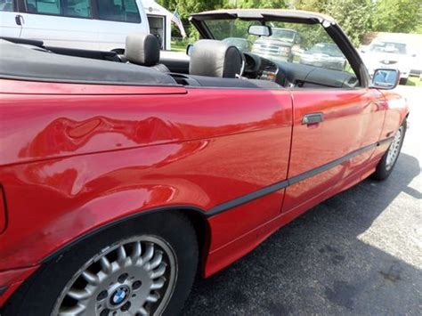 1995 bmw 318i convertible for sale buy used 1995 bmw 318i convertible automatic runs well