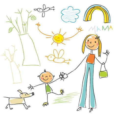 disegni bambini psicologia genitorialit 224 associazione psyche