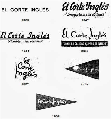 logotipo corte ingles un antes y un despu 233 s xviii el corte ingl 233 s el