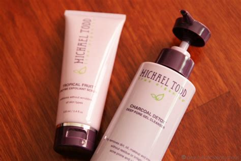 Michael Todd Charcoal Detox Reviews by Discovering Michael Todd Skincare Is It As As It S