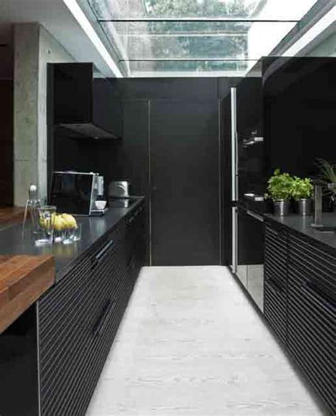 black kitchen ideas 33 cool small kitchen ideas digsdigs