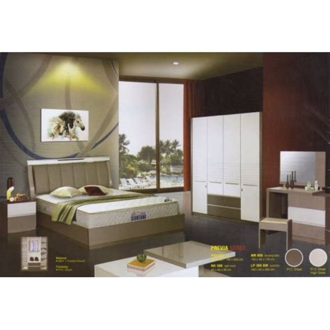 Lemari Pakaian Equity bedroom set previa siantano equity sion furniture