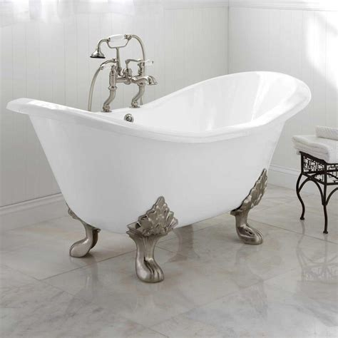 clawed bathtub clawfoot tubs to fit your space and budget