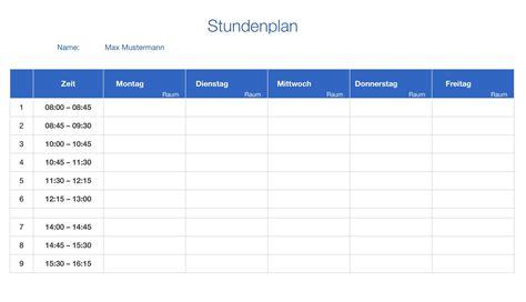 Verzichtserklärung Blau De Vorlage Numbers Vorlage Stundenplan Numbersvorlagen De