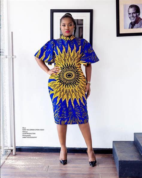 simple  elegant ankara short gown styles simple