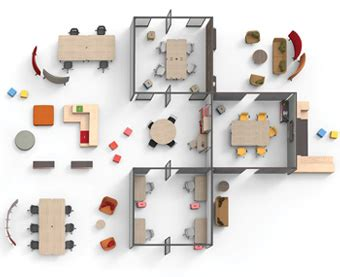 office furniture layout design plan office furniture products and layouts knoll