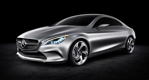 Mercedes Benz Concept Style Coupe: the 'CLS Junior