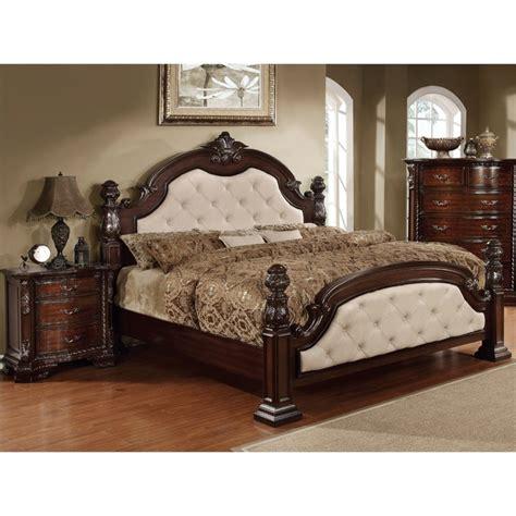 furniture of america basonne 2 piece california king furniture of america cathey 2 piece panel california king bedroom set idf 7296la ck 2pc