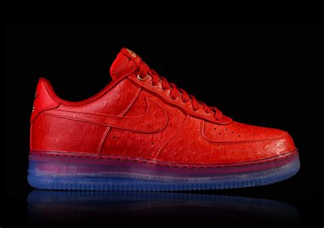 are nike air force 1 comfortable nike air force 1 comfort lux low red ostrich for 132 50