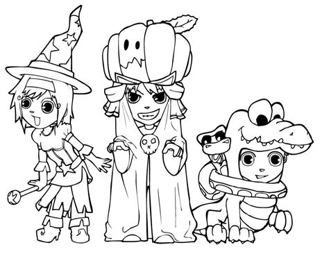 religious halloween coloring pages free religious