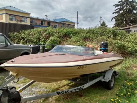 glastron boats bc glastron carlson cvx 16 re powered burnaby incl new