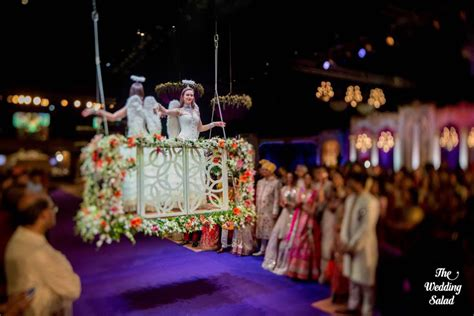 wedding entry exciting entries cool entry ideas for your next wedding