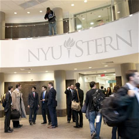 Nyu Mba Tuition Cost by Nyu Classes