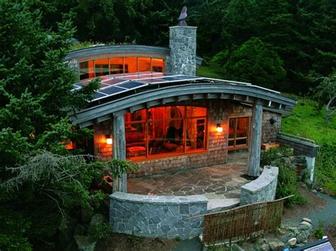 oregon coast homes oregon house designs and plans oregon green roofed cannon beach home in oregon generates more