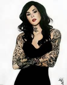 kat von d weight height and age
