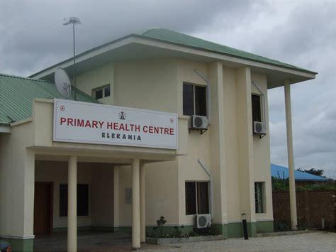 section primary health center amaechi s hospitals vs akpabio s hospitals politics