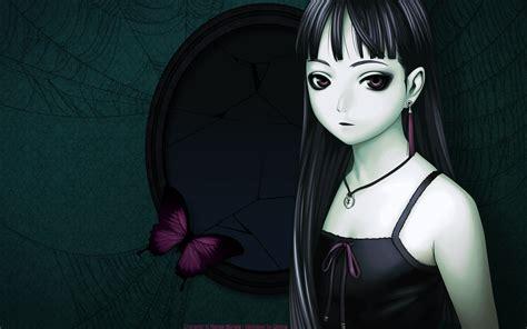 anime gothic girl wallpaper download anime goth girl wallpaper 1920x1200 full hd