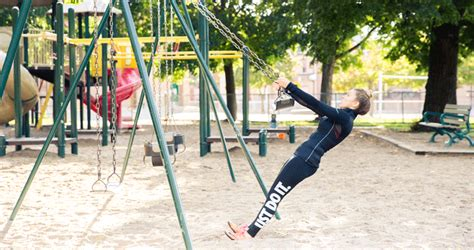swing pull ups the most fun workout ever the coveteur