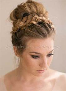 hairstyle for 35 popular wedding hairstyles for bridesmaids long
