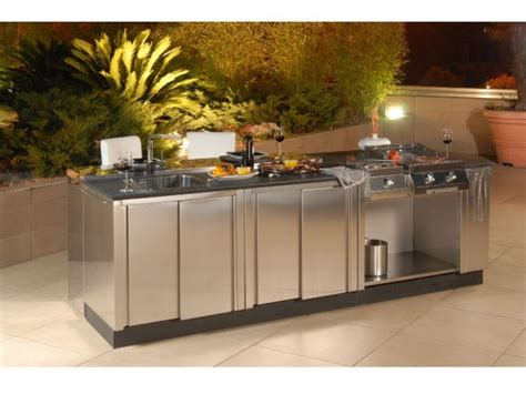 Outdoor Kitchen Modules by Modular Outdoor Kitchens Kitchen Q From Bianchi Digsdigs