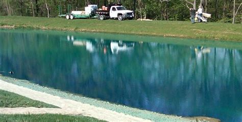 Pond Dye, Is It A Waste Of Money in Charlotte, NC