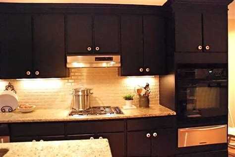 how to paint kitchen cabinets black painting kitchen cabinets a dark color best paint for