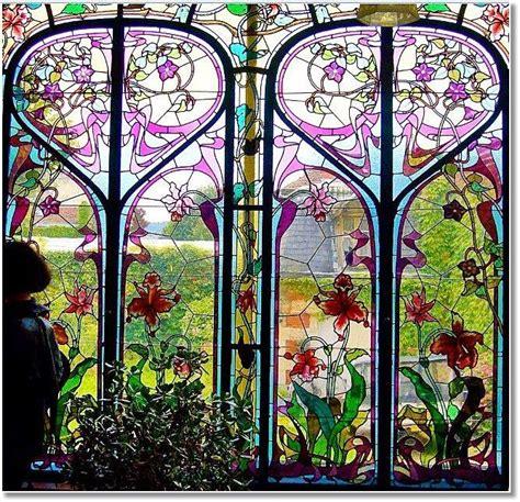 Galle Glass Vase Nancy 233 Cole De Nancy Art Nouveau