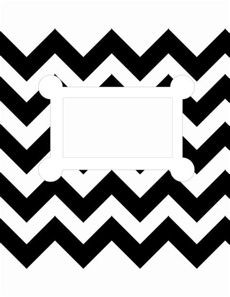 black and white binder cover templates free printable 8 5 x 11 letter size binder cover