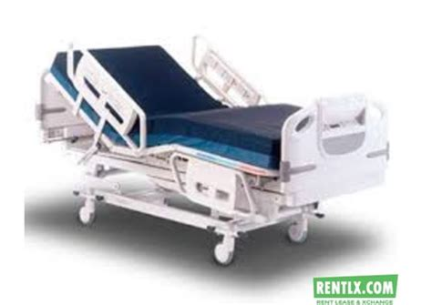 hospital bed rental hospital beds on rent rentlx com india s most trusted