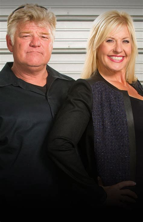 Storage Wars Eu by Storage Wars Auctioneers Dan Dotson And Dotson Bed