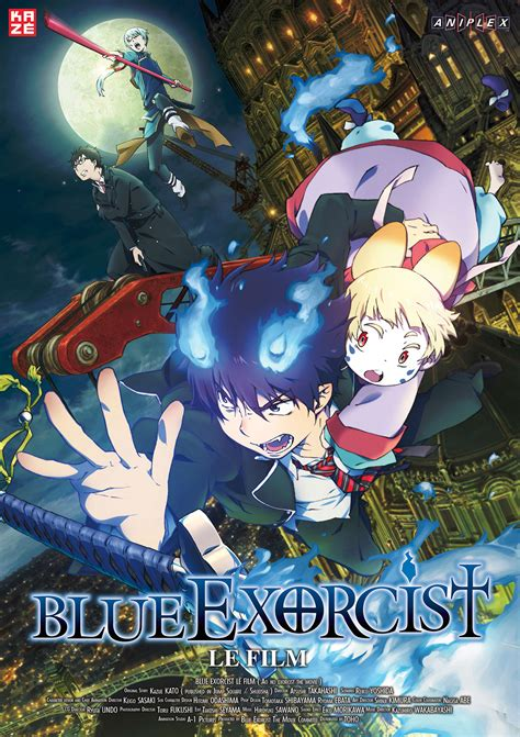 blue exorcist film deutsch blue exorcist the movie film 2012 allocin 233
