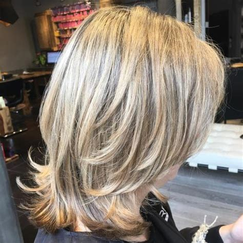 how to cut layers in shoulder length hair medium layered haircuts 8 haircuts hairstyles 2018
