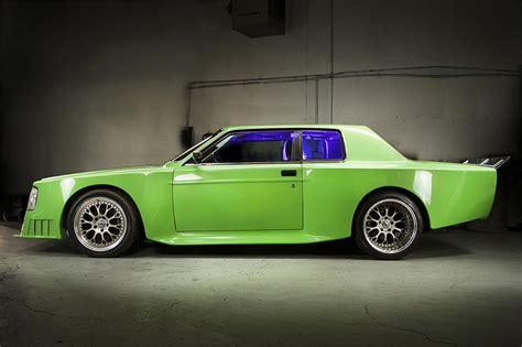 volvo bertone custom  door coupe