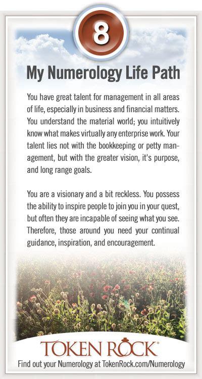 life path 8 numerology characteristics