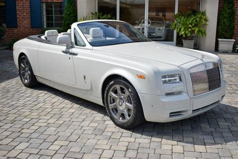 2014 Rolls Royce Phantom Drophead Coupe Convertible