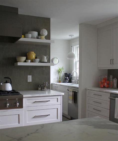 grey white yellow kitchen white and gray kitchen with pops of yellow contemporary
