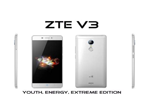 Hp Zte V3 Youth zte unveils affordable v3 variants stuff