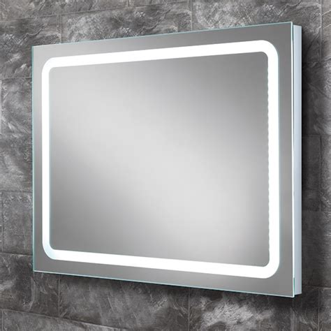 bathroom mirror 800 x 600 hib scarlet led bathroom mirror 600 x 800mm 77410000 77410000