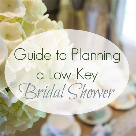 easy to play at bridal showers guide to planning a low key bridal shower seattle stylista