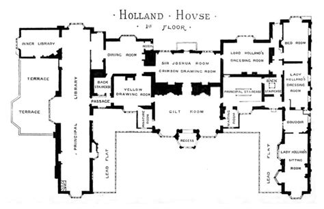 holland house design first floor of holland house more floor plans pinterest floor plans house and