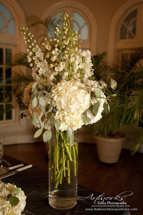 Art Deco Flower Vases Tall Vase Hydrangea Flower Arrangement