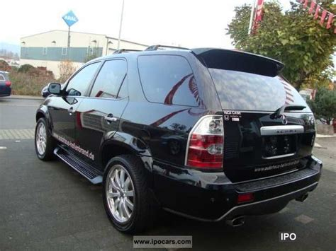 2004 acura md x 7 seater with a gas conversion car photo