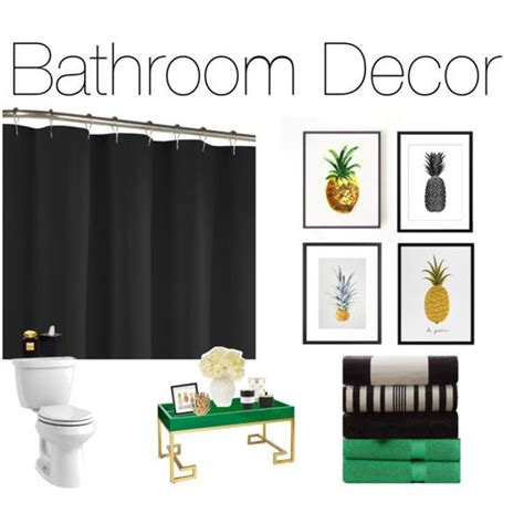 quot kate spade inspired bathroom quot by megancox home